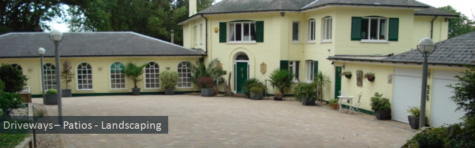 Driveways, Tarmac, Buckinghamshire