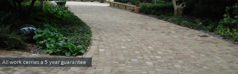 Block Paving, Landscaping, Buckinghamshire