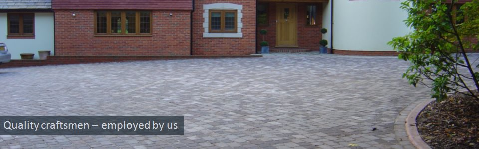 Block Paving, Decking, Buckinghamshire