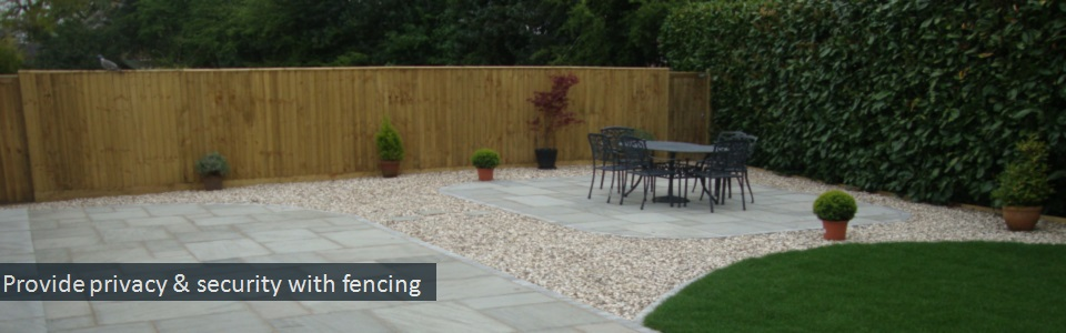 Privacy and security with fencing
